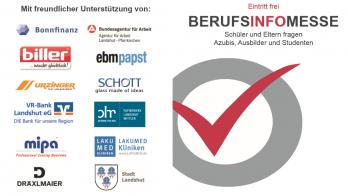 Urzinger Textilmanagement unterstützt auch 2017 die Berufsinfomesse